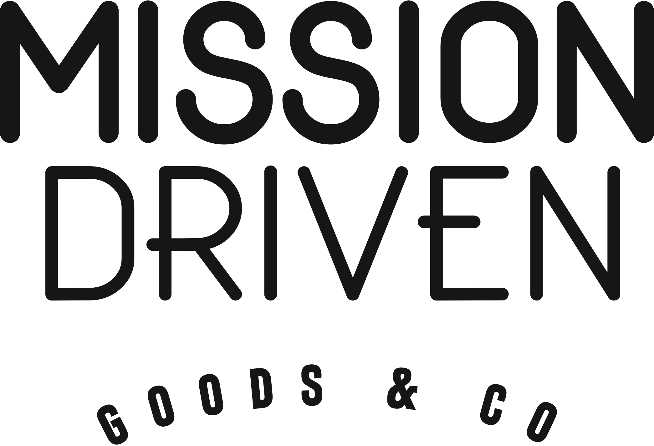 Misson Driven - Goods & Co